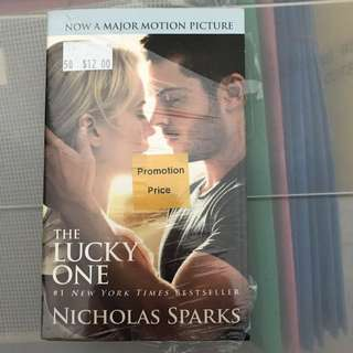 The Lucky One- Nicholas Sparks