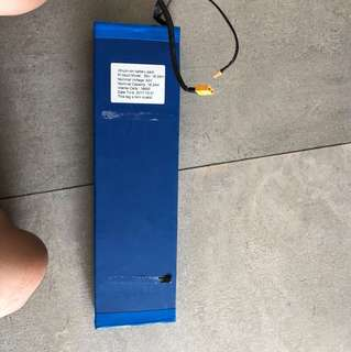 36v18.2ah battery (XT60 connector)