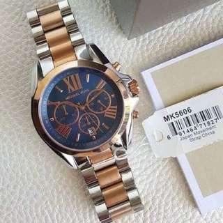 Michael Kors - Bradshaw Two-Tone Watch
