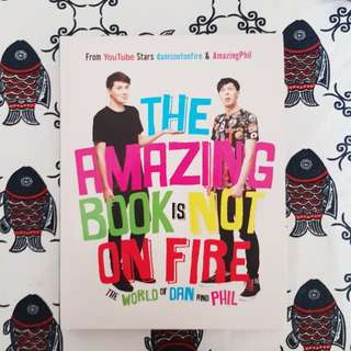 The Amazing Book is Not On Fire (TABINOF)
