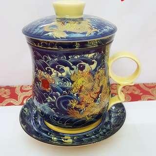 Tea Ceremony (Ceramic Cup)