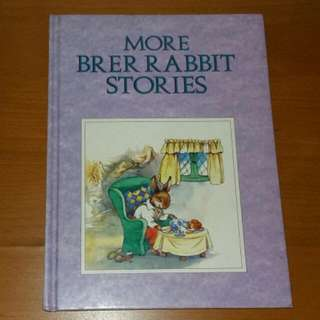 More Brer Rabbit Stories Book