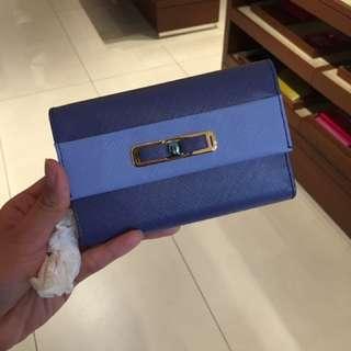 Ferragamo woman wallet 銀包 皮包