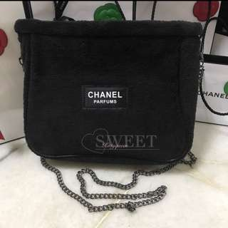 Chanel parfums sling bag