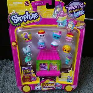 Shopkins collectibles (Limited Edition)