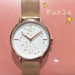Furla Rose Gold Watch