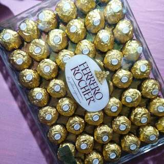 Ferrero Rocher 48 pcs for valentines