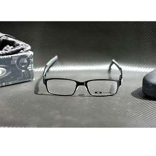 Original kacamata baca Oakley Oph Deringer satin black (52) new murmer