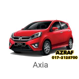 Perodua Axia 1.0 G Automatic Transmission, 2018 March Discount RM800