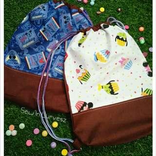 Drawstring Bagpack