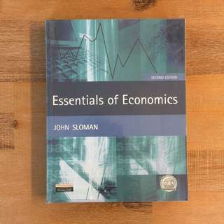 Essentials of Economics / 2nd Ed / Sloman
