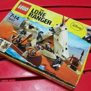 Lego 71907 The Lone Ranger Comanche Camp w/o minifigs