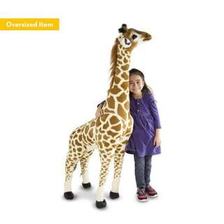 Melissa and Doug Oversized Giraffe