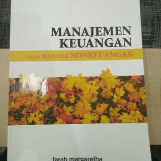 Manajemen Keuangan untuk Manajer nonkeuangan