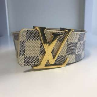 Louis Vuitton LV belt