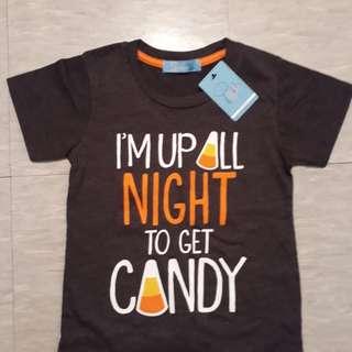 Branded T-shirt (3-4y boys)