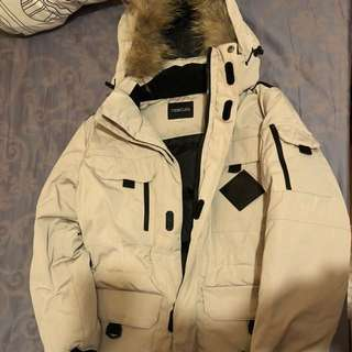Down Jacket - 防水防風大衣