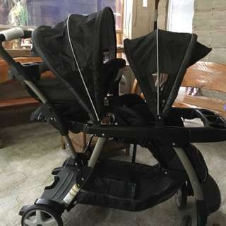 Graco stroller CLASSIC CONNECT