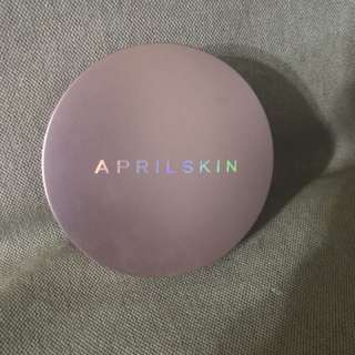 GENUINE April Skin Cushion Pact: CASING ONLY