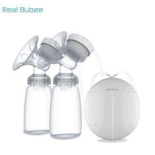 New Real Bubee Electric Breast Pump