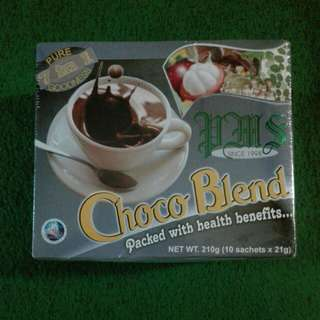 Choco Blend Packed with Health Benefits