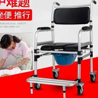 Brand new Toliet wheelchair
