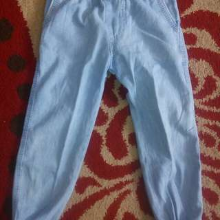 Jeans Joger Anak