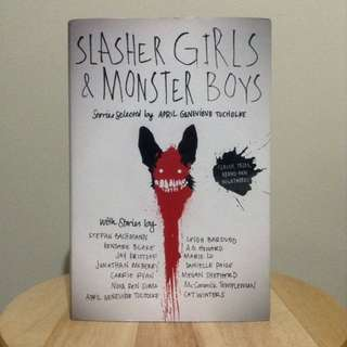 Slasher Girls and Monster Boys (HB)