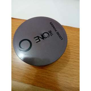 loose powder the one oriflame