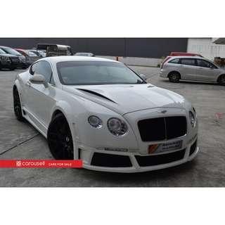 Bentley Continental GT 6.0A