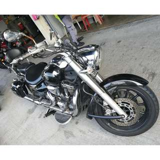 2008 Yamaha XV1900 A (Original)