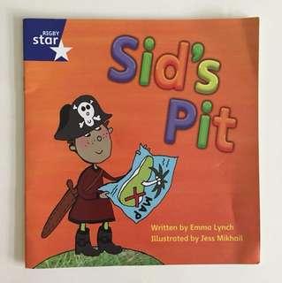 Rigby Star Sid's Pit