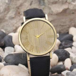 Black Classic Fashion Watch
