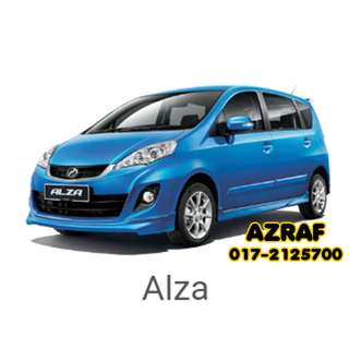 Perodua Alza 1.5 S Automatic Transmission, 2018 March Discount RM1300
