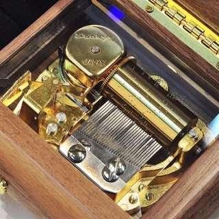 Sankyo 30 Notes Music Box
