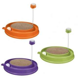 Catit Play N Scratch Toy