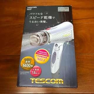 Tescom 負離子 吹風機