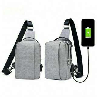 CrossBody Anti Theft Sport Bag