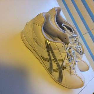 Brand new asics shoes