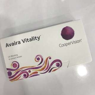 [instock all degrees available]Avaira monthly disposable contact lens