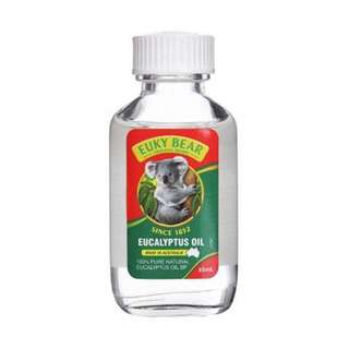 EUKY BEAR EUCALYPTUS OIL 15ML