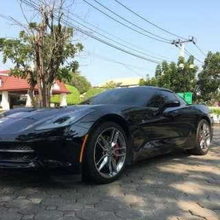Corvette Stingray Thai Regn