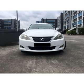 LEXUS AND MANY OTHERS CNY PROMO FREE 6 DAYS RENTAL GS300, IS250, Accord, Vios, Picanto