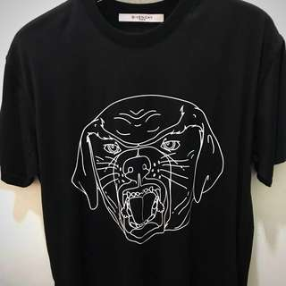 🆕SALE🎉🛍 Authentic GIVENCHY Rottweiler Tee,CNY year of 🐶!!