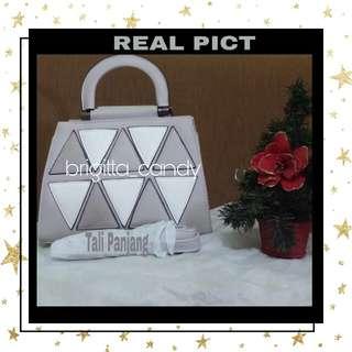 Preloved My Triangle Modiste Hand Bag @Free Gift 39