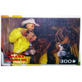 Jigsaw Puzzle - 300 pieces - Beethoven's Fifth