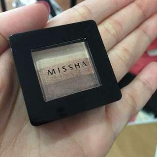 Missha eyeshadow