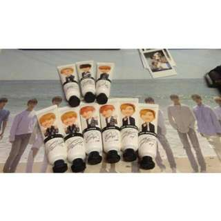 [READYSTOCK] BTS HANDCREAM by MEMBER