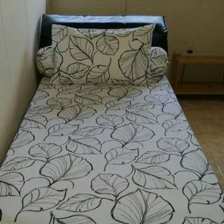 Single bedder for rent at WOODLANDS for LADIES only