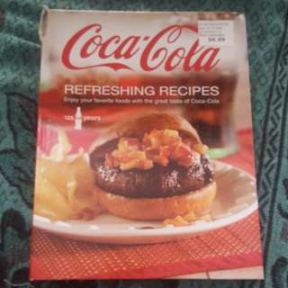 Cookbook: Cooking with coca-cola